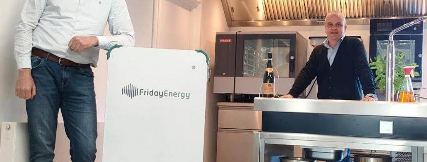 Friday Energy en Palux